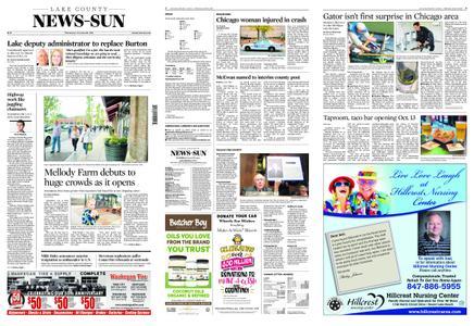 Lake County News-Sun – October 10, 2018