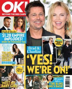 OK! Magazine Australia - November 12, 2018