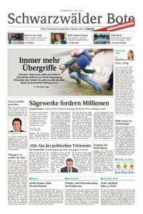 Schwarzwälder Bote Blumberg - 04. Juli 2019
