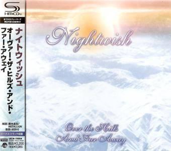 Nightwish - Over The Hills And Far Away (2001) [2012, Universal Music UICN-15004, Japan] Repost