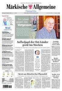 Märkische Allgemeine Fläming Echo - 18. September 2018