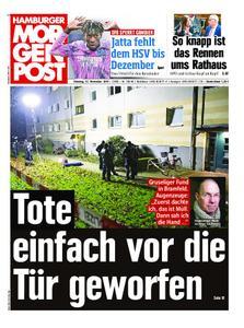 Hamburger Morgenpost – 12. November 2019