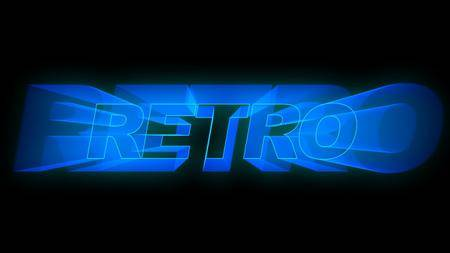 Create your 80's Retro title in Adobe After Effects