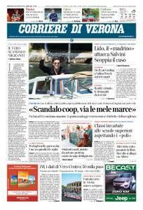 Corriere di Verona – August 29, 2018