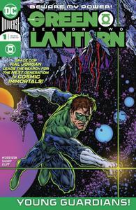 The Green Lantern Season Two 001 (2020) (Digital-Empire