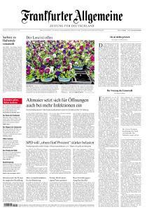 Frankfurter Allgemeine Zeitung - 2 März 2021