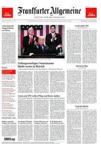 Frankfurter Allgemeine Zeitung F.A.Z. - 01. Februar 2018