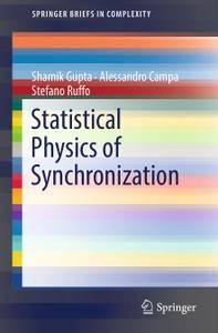 Statistical Physics of Synchronization