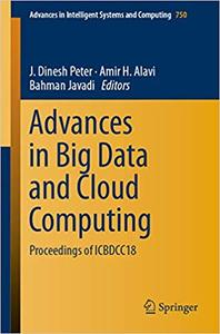 Advances in Big Data and Cloud Computing: Proceedings of ICBDCC18