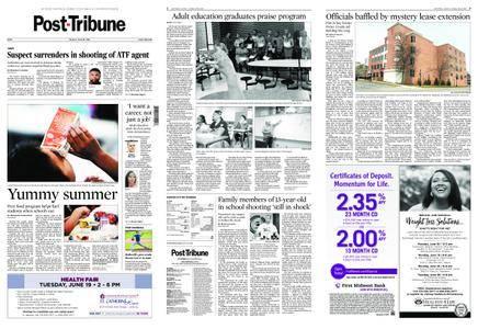 Post-Tribune – June 10, 2018