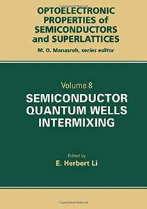 Semiconductor quantum wells intermixing