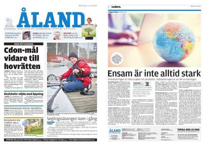 Ålandstidningen – 04 maj 2020