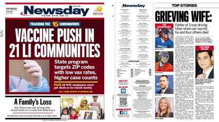 Newsday – July 27, 2021