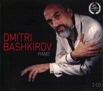 Dmitri Bashkirov - Piano: Haydn, Schubert, Brahms, Liszt, Grieg, Debussy, Rachmaninoff, Prokofiev and Shchedrin (2015) 2CDs