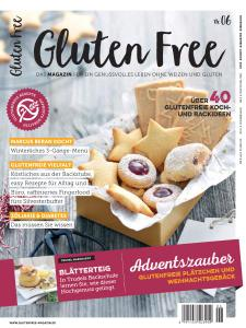 Gluten Free Magazin Germany - November 2018 - Januar 2019