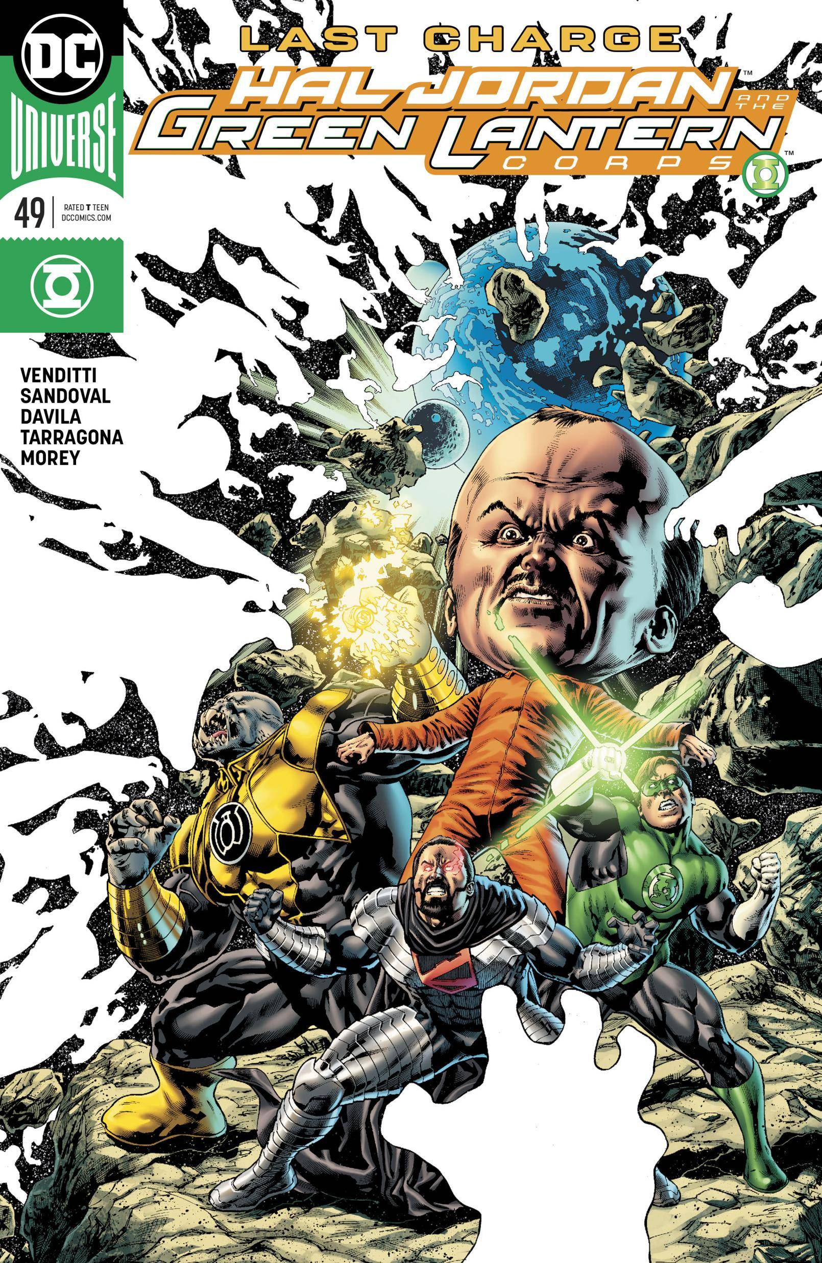 Hal Jordan and the Green Lantern Corps 049 2018