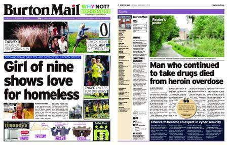 Burton Mail – September 03, 2018
