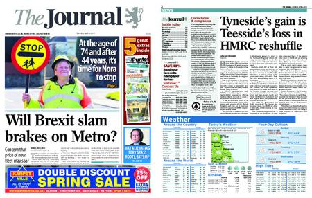 The Journal – April 06, 2019