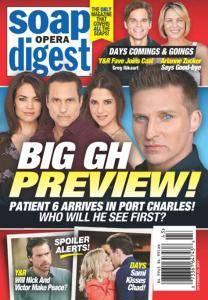 Soap Opera Digest - October 23, 2017