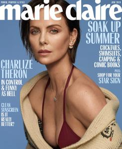 Marie Claire USA - June 2019