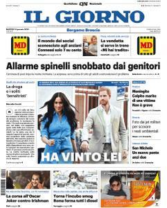 Il Giorno Bergamo Brescia - 14 Gennaio 2020