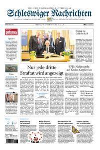 Schleswiger Nachrichten - 16. Januar 2018