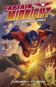 Dark Horse-Captain Midnight Vol 02 Brave Old World 2014 Retail Comic eBook