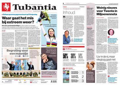 Tubantia - Enschede – 20 september 2017