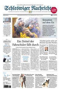 Schleswiger Nachrichten - 24. Februar 2018