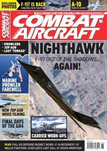 Combat Aircraft - May 2019