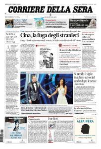 Corriere della Sera – 05 febbraio 2020