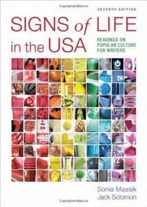 Signs of Life in the USA: Readings on Popular Culture for Writers (Repost)
