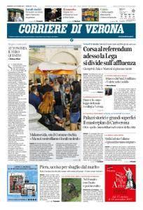 Corriere di Verona - 15 Ottobre 2017