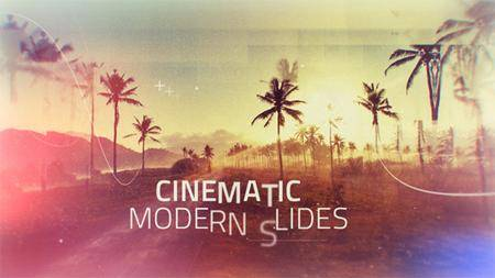 Cinematic Modern Slides - Project for After Effects (VideoHive)
