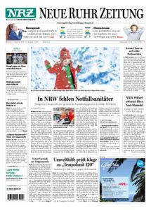 NRZ Neue Ruhr Zeitung Essen-Postausgabe - 19. Dezember 2018