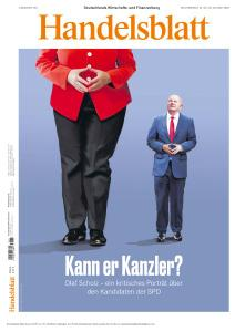 Handelsblatt - 21-23 August 2020