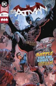 Batman v3 055 (2018) (Webrip) (The Last Kryptonian-DCP