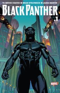 Black Panther 001 (2016)