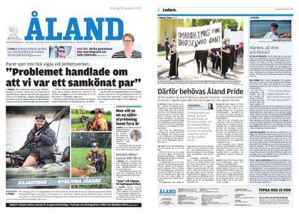 Ålandstidningen – 28 augusti 2019