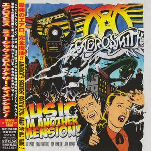 Aerosmith - Music From Another Dimension! (2012) [Sony Music Japan, SICP 3740]