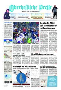 Oberhessische Presse Marburg/Ostkreis - 02. Februar 2019