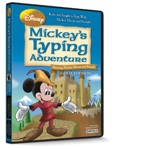 Disney: Mickey's Typing Adventure Gold 1.0