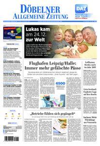 Döbelner Allgemeine Zeitung – 27. Dezember 2019