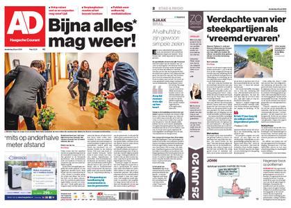 Algemeen Dagblad - Zoetermeer – 25 juni 2020