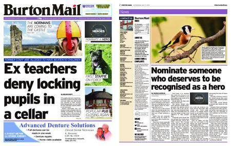 Burton Mail – May 02, 2018