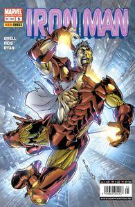 Iron Man Vol 3 05 Panini 16 10 2003