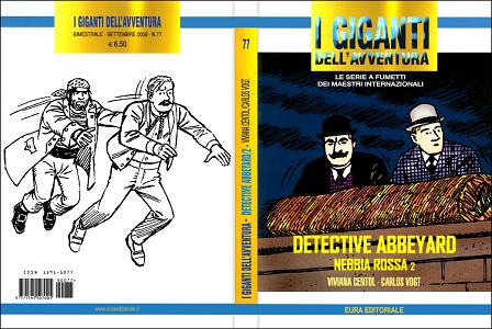 I Giganti Dell'Avventura - Volume 77 - Detective Abbeyard 2