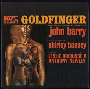 John Barry - Goldfinger: Original Motion Picture Soundtrack (1964) Remastered 2003