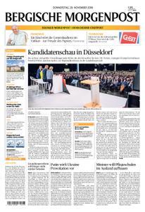 Solinger Morgenpost – 29. November 2018