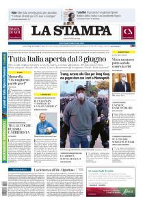 La Stampa Torino Provincia e Canavese - 30 Maggio 2020
